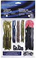 South Bend Lunker Worm Kit from South Bend