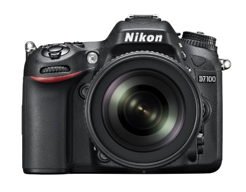 Nikon D7100 DSLR Camera with AF-S 18-105mm f/3.5-5.6 DX VR ED Lens