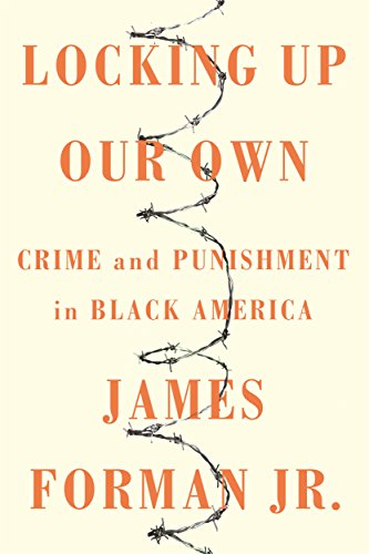 Book Cover: Locking Up Our Own: Crime and Punishment in Black America