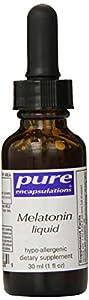 Pure Encapsulations - Melatonin Liquid 30 ml