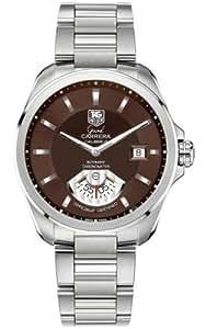 TAG Heuer Men's WAV511C.BA0900 Grand Carrera Automatic Calibre 6 RS Watch