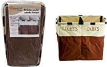 Ddi Foldable Double Laundry Hamper (Pack Of 10)