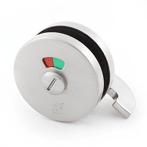 Vacant Engaged 90 Degree Rotating Toilet Door Lock Indicator (Door Handle Occupied compare prices)