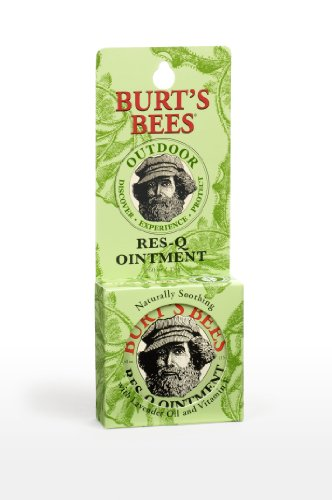 Burt's Bees Burt's Bees Res-Q Ointment, .6-Ounces  (Pack of 3)