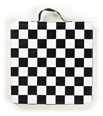 NASCAR Checkard Seat Cushion