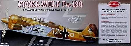 Maquette en bois - Focke Wulf FW-190