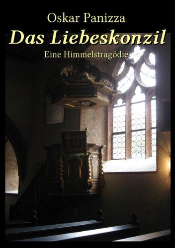Buchseite und Rezensionen zu 'Das Liebeskonzil: Eine Himmelstragödie' von Oskar Panizza