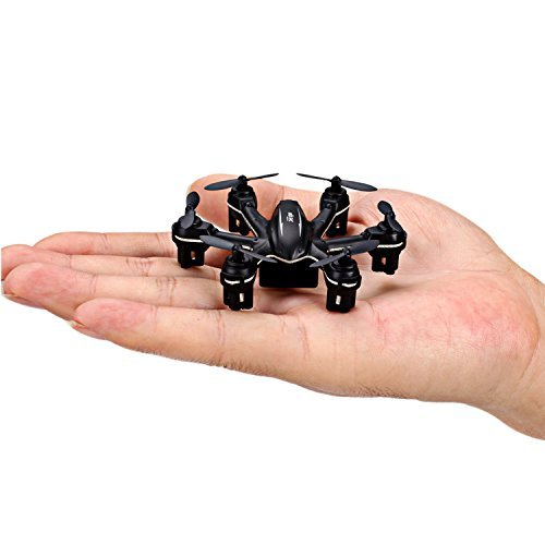 Voomall-MJX-X901-24G-4H-6-Axis-Gyro-Mini-RC-Drone-Hexacopter-with-3D-Roll-Gravity-Sensor-Headless-Mode-Black
