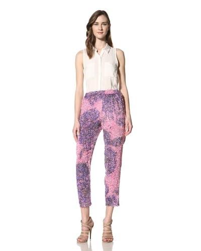 Gregory Parkinson Women's Silk Pull on Trouser