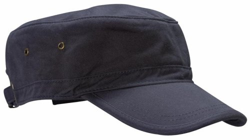 Econscious 100% Organic Cotton Twill Corps Hat (Pacific) front-298094