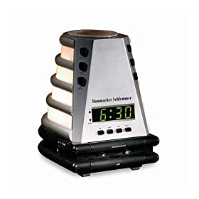 Peaceful Progression Aromatherapy And Nature Sounds Wake-Up Alarm Clock by Collectibles Today