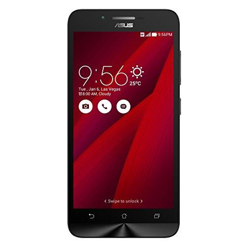 "Asus ZenFone Go 5"" Smartphone, 8 GB, Dual SIM, Rosso [Italia]"