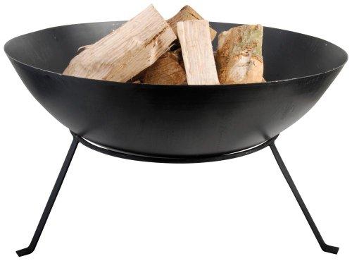 Esschert Design Steel Fire Bowl (Cast Iron Bowl compare prices)