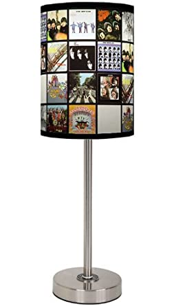 Beatles lamps and lighting contemporary modern table lamp living room or desk adults teens - Table lamps for teens ...