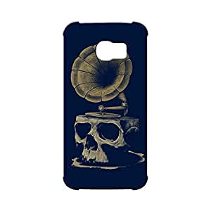 BLUEDIO Designer Printed Back case cover for Samsung Galaxy S6 Edge - G3322
