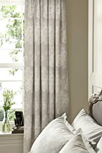 Chateau Grey 66x72 100% Cotton Pencil Pleat Fully Lined Curtains #lliasrev *tur* from PCJ Supplies