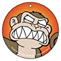 Family Guy Evil Monkey Close Up Automotive Air Freshener