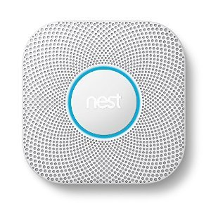 SMK/CO ALARM WIRED WHT (Pkg of 3) (Nest Co Wired compare prices)