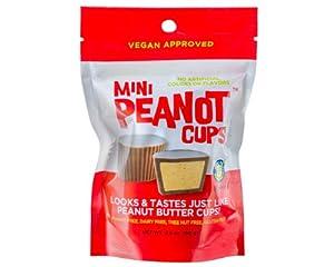 "Chocolate Peanut ""Peanot"" Butter Cups Gluten Free Milk Free Nut Free Vegan"