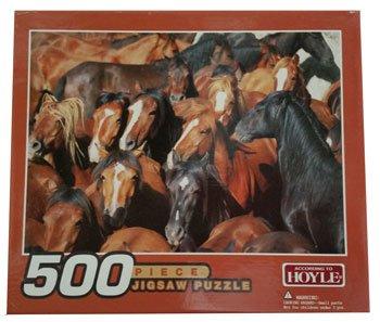 Optical Delight Hoyle 500 piece jigsaw puzzle