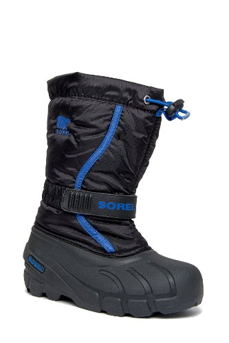 Sorel Kid'S Ny1810 Flurry Tp Snow Boot