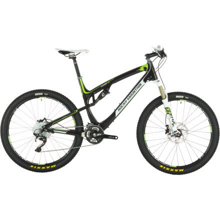 Rocky Mountain Element 70 RSL Bike - 2012 Carbon, 18in