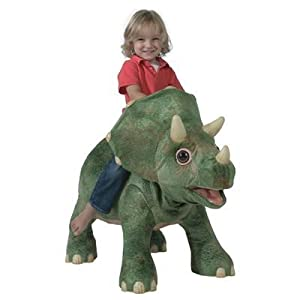 Playskool Kota the Triceratops Dinosaur