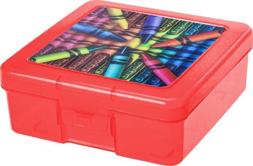 Crayola Crayon Case, Red front-87980