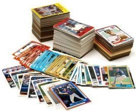 MLB-Baseball-Card-Collectors-Box-w-Over-600-Cards-Great-Mix-of-Rookies-Stars-Includes-a-Babe-Ruth-Baseball-Card-Plus-At-Least-One-Original-Unopened-Pack-of-Vintage-Baseball-Cards-That-Is-At-Least-25-Y