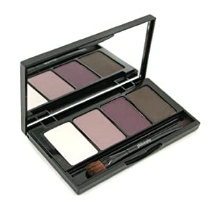 5.4grams/0.19ounce The Supernatural Windows To The Soul Eye Shadow Palette - Plum Delicious