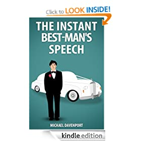 The Instant Best-Man's Speech