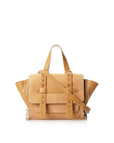Aimee Kestenberg Women's Sammy Cross-Body, Vachetta