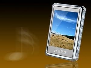 "ALU 2 GB MP3/MP4 2.4"" TFT QVGA Media Player"