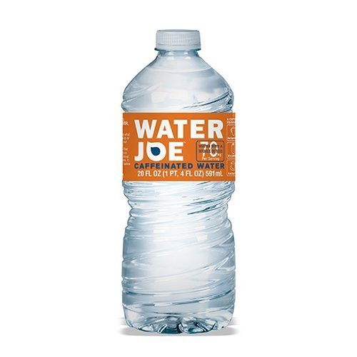 Water Joe Caffeine Enhanced Water, 20-Ounce (Pack of 24)