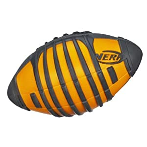 Nerf N-Sports Weather Blitz All Conditions Football - Orange by Nerf