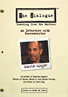 The Dialogue - An Interview with Screenwriter David Goyer