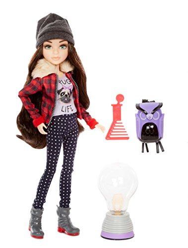 Project Mc2 Experiments with Dolls- McKeyla's Glitter Light Bulb