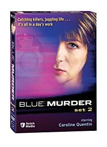 BLUE MURDER, SET 2
