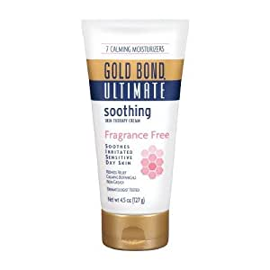 gold bond ultimate soothing skin therapy lotion fragrance free