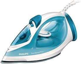 Philips GC2040/70 - Plancha de vapor EasySpeedcon suela antiadherente, 2100 W, vapor de 30 g/min, supervapor de 100 g