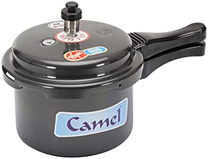 Camel-Hard-Anodized-Aluminum-3-L-Pressure-Cooker-(Outer-Lid)