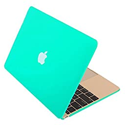 Macbook 12 Retina Case,ACCUCASE(TM) 12-inch Macbook Retina case,Ultra Slim Rubberized Hard Case Light Weight Matte Cover for MacBook 12-inch (2015) Prynne