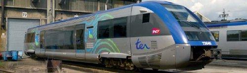 Jouef HJ2131 SNCF X73500 Diesel Railcar Normandie V (DCC-Ready)