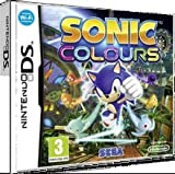 Sonic Colours DS [Nintendo DS] - Game