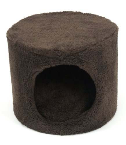 Brinkmann Pet One Story Cat Condo, Brown