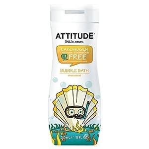 Actitud Eco Kids burbuja hipoalergénico Baño 355ml por Attitude en BebeHogar.com