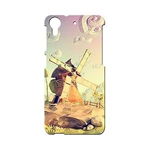 G-STAR Designer Printed Back case cover for HTC Desire 626 - G3571