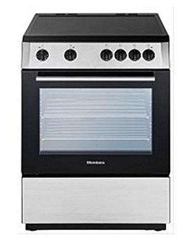 Is The Blomberg BERU24200SS Electric Range With Ceramic Top, Non Convection  Oven, 24 Inch, Stainless Steel Actually Worth The Money As Well As All The U201c Top ...