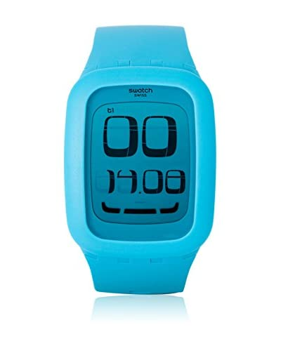 Swatch Orologio al Quarzo Unisex TOUCH BLUE SURS100 39 mm