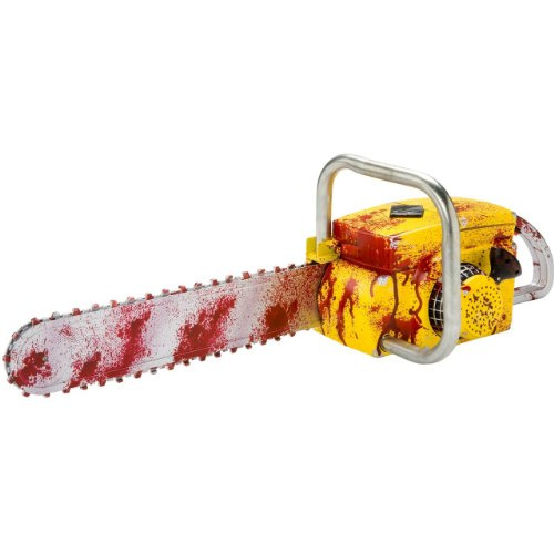 Deluxe Animated Chainsaw Costume Accessory